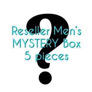 5 Piece - Reseller Men's Mystery Box